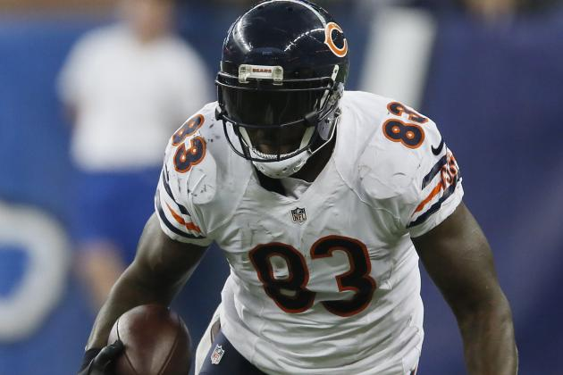Martellus Bennett Reportedly Traded to New England Patriots