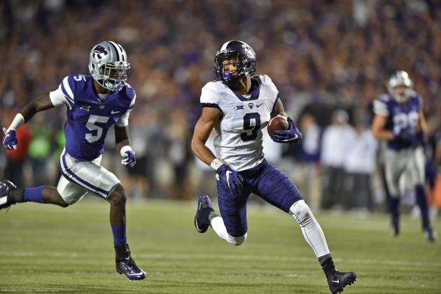 Why Josh Doctson Should Be the 1st Receiver Taken in the Draft
