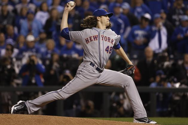 Jacob deGrom Declines to Sign Mets' New Contract in Protest