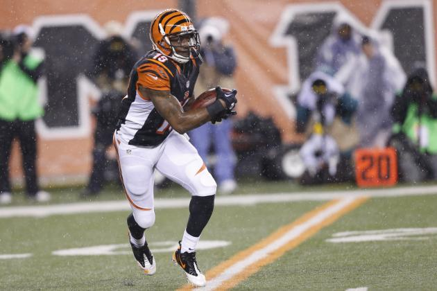 Brandon Tate Re-Signs with Bengals: Latest Contract Details, Comments, Reaction