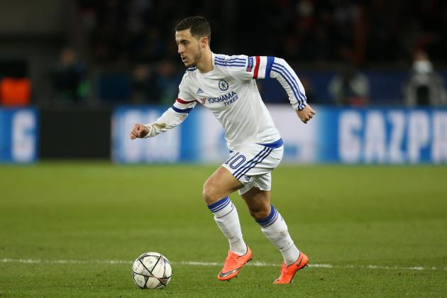 Chelsea Transfer News: Eden Hazard Talks Blues Future, Latest Paul Pogba Rumours