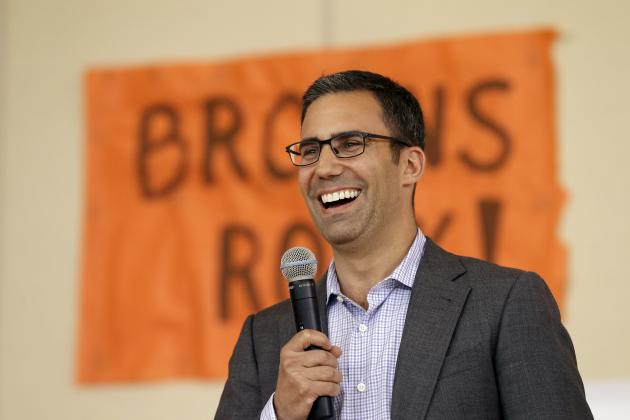 Alec Scheiner Stepping Down as Browns President: Latest Details and Reaction