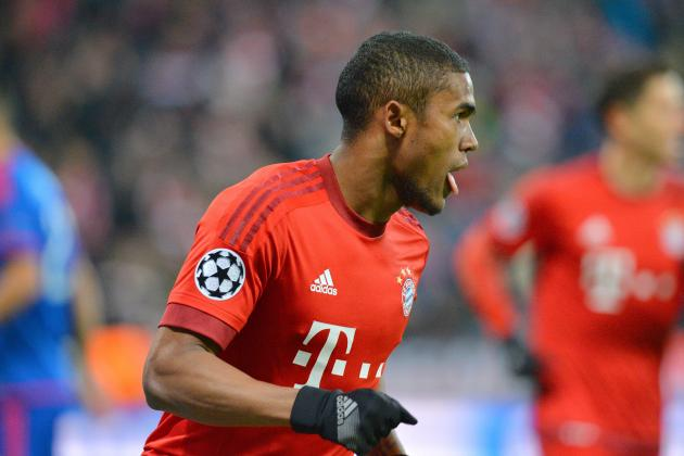 Why Douglas Costa Is Bayern Munich's Most Improved Player in 2015/16