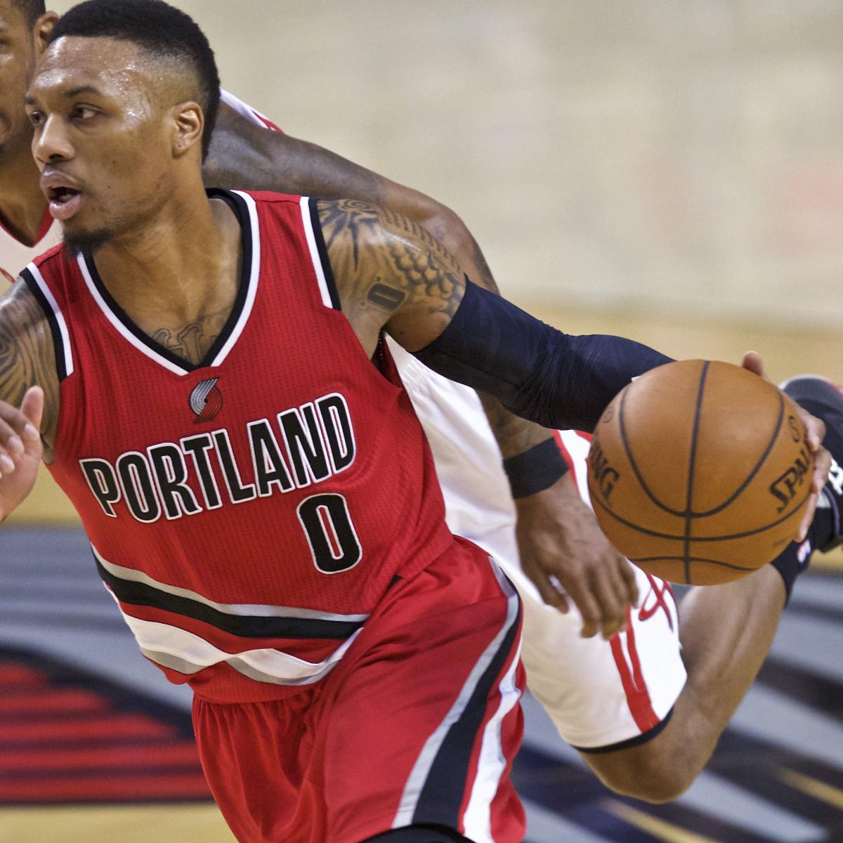 Portland Blazers Last Game: Trail Blazers Vs. Raptors: Score, Video Highlights And