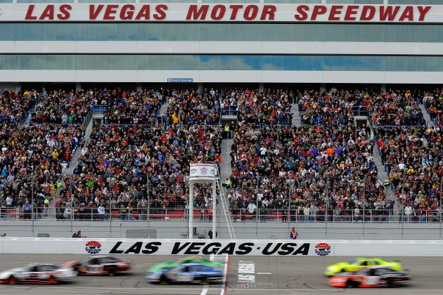 NASCAR at Las Vegas 2016: Start Time, Lineup, TV Schedule and More