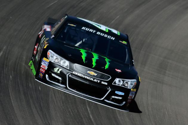 NASCAR at Las Vegas 2016 Qualifying Results: Live Leaderboard Updates