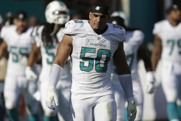 Why Transition-Tagged DE Olivier Vernon Will Be Giant Free-Agent Bust