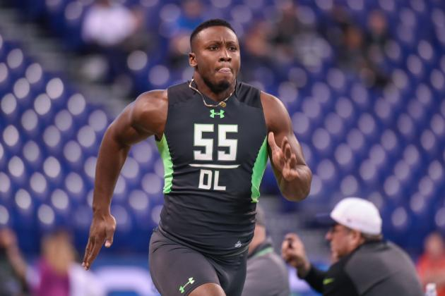 Noah Spence Denies Making Ohio State Drug Use Comment in NFL Combine Interview