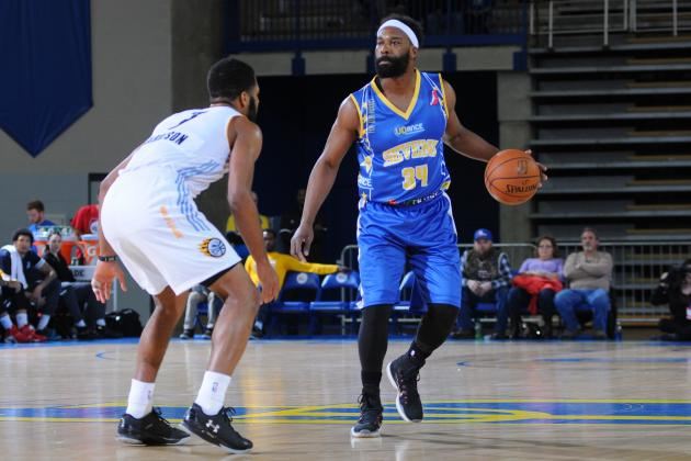 Baron Davis Makes Delaware 87ers Debut: Stats, Highlights and Reaction