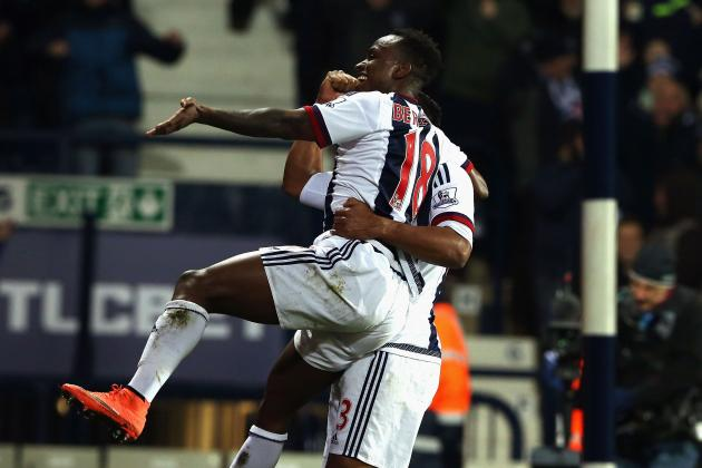 Why Saido Berahino Would Be a Terrible Signing for Manchester United