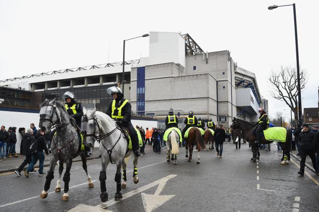 Tottenham, Arsenal Fans Reportedly Involved in Violent Clashes Before Derby Game