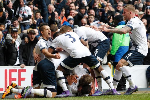 Tottenham vs. Arsenal: Score, Reaction from 2016 Premier League Match