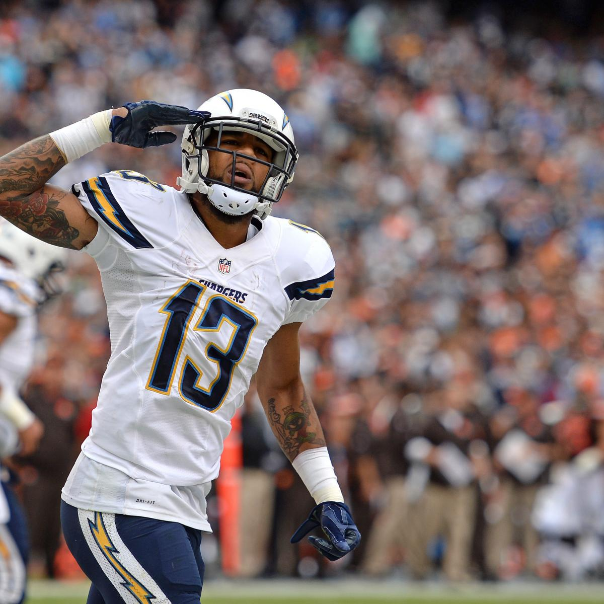 San Diego Chargers Contracts: Keenan Allen, Chargers Agree To New Contract: Latest