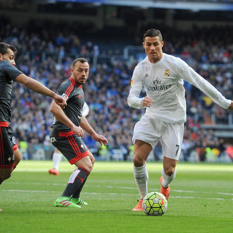 Celta Vigo Vs Barca Totalsportek: Real Madrid Vs. Celta Vigo: Goals And Highlights From 2016