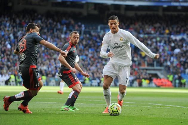 Real Madrid vs. Celta Vigo: Goals and Highlights from 2016 La Liga Game