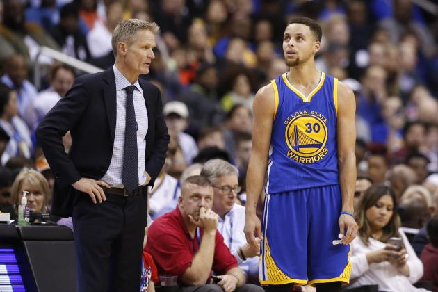 Steve Kerr Comments on Warriors' Pursuit of Bulls' Record, Resting Players