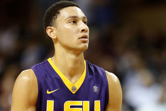 Ben Simmons Ruled Ineligible for Wooden Award: Latest Comments and Reaction