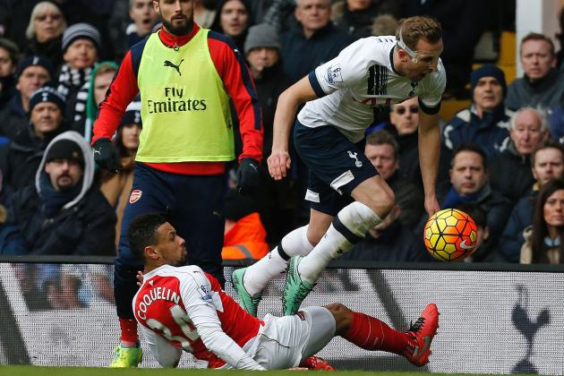 Francis Coquelin Apologises for Red Card vs. Tottenham