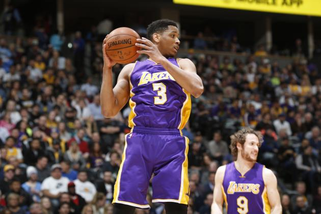 Anthony Brown Injury: Updates on Lakers Forward's Foot and Recovery