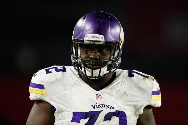 Kenrick Ellis, Vikings Agree to New Contract: Latest Details and Analysis