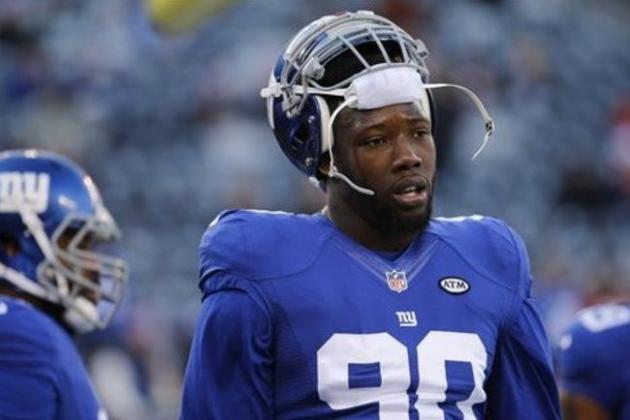 Jason Pierre-Paul Could Be Top Free-Agent Steal of Suddenly Crowded DE Market