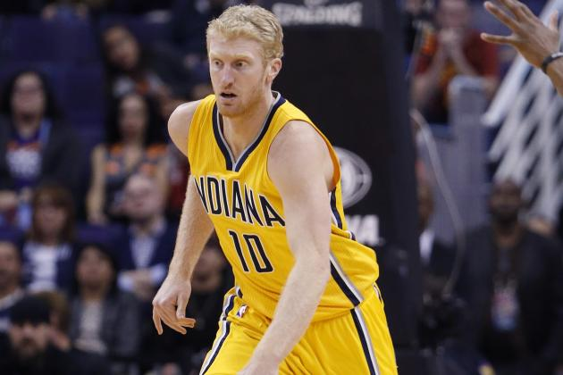 Chase Budinger to Suns: Latest Contract Details, Comments and Reaction