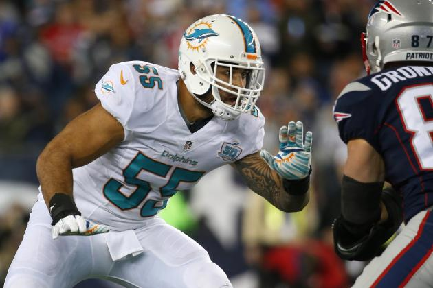 Koa Misi, Dolphins Agree to New Contract: Latest Details, Comments, Reaction