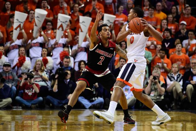 Louisville vs. Virginia: Score, Highlights and Reaction from 2016 Regular Season
