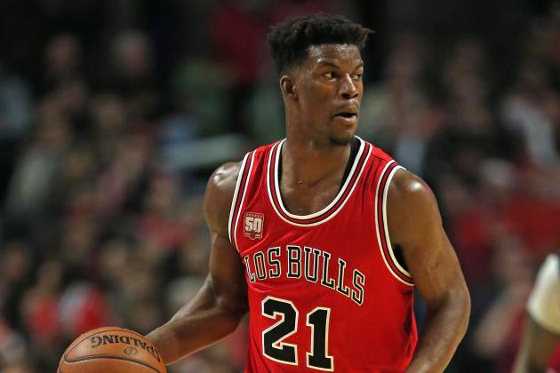 Jimmy Butler Gives Chicago Bulls Their Only Hope for Postseason Future