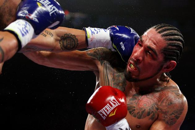 Antonio Margarito vs. Jorge Paez Jr.: Winner, Scorecard and Reaction