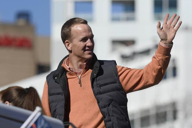 Peyton Manning to Retire: Twitter Reacts to QB's Decision