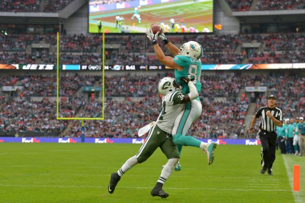 Jordan Cameron Reportedly Agrees to Restructured Contract with Miami Dolphins