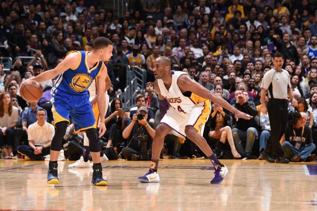 Warriors vs. Lakers: Score, Highlights, Reaction from 2016 Regular Season