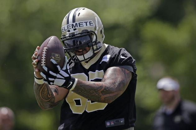 Senio Kelemete Reportedly Re-Signs with Saints: Contract Details and Reaction