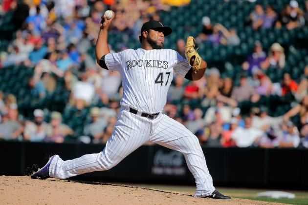 Jairo Diaz Injury: Updates on Rockies P's Recovery from Tommy John Surgery