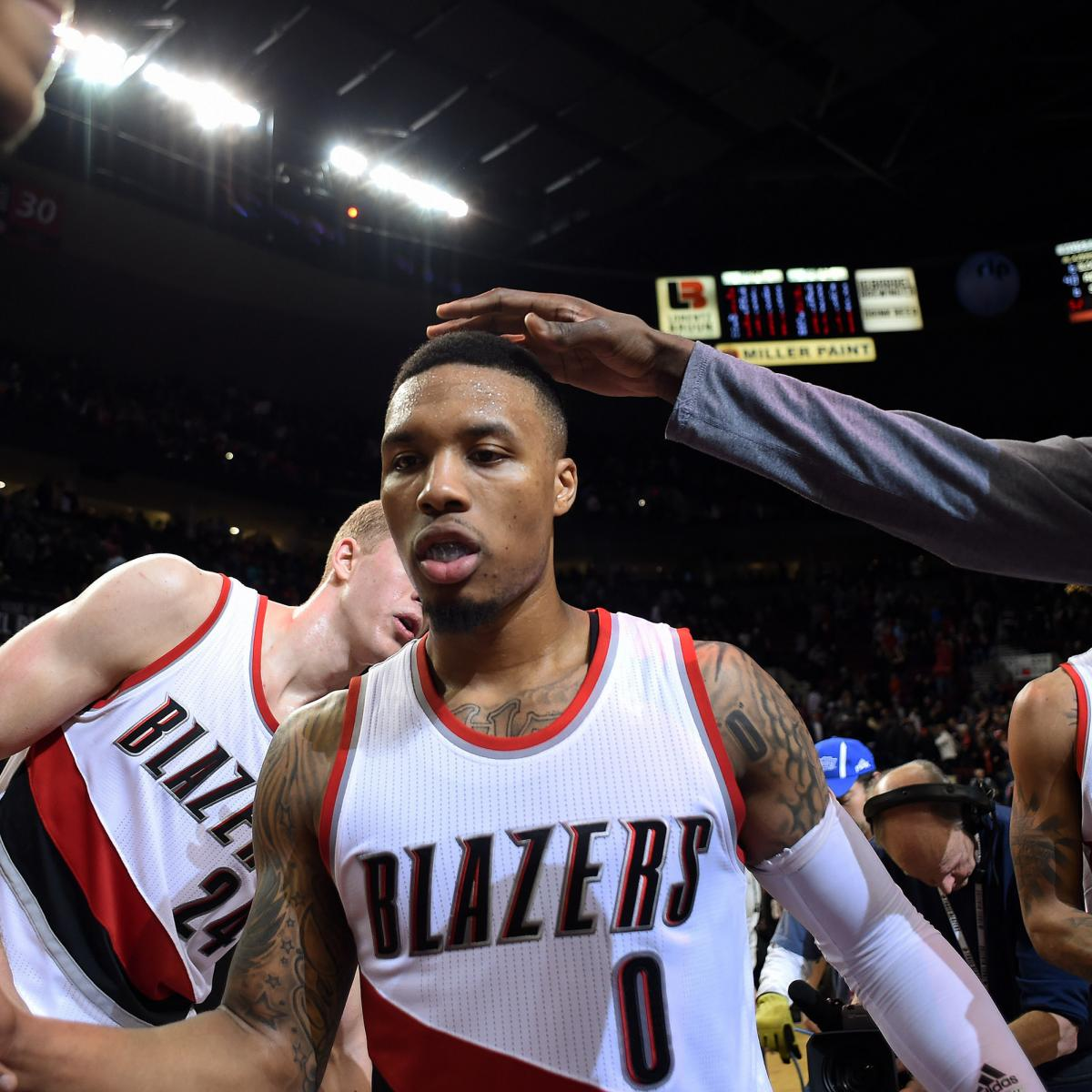 Blazers Roster 2015: Trail Blazers Release Epic 'Never Doubt Rip City