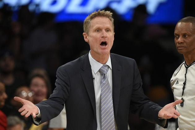 Steve Kerr Comments on Warriors' Focus After Loss vs. Lakers