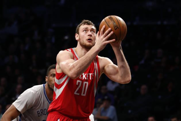 NBPA Reportedly May File Grievance over Voided Donatas Motiejunas Trade