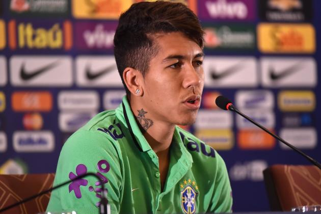 Roberto Firmino Replaces Kaka in Brazil World Cup Qualifying Squad