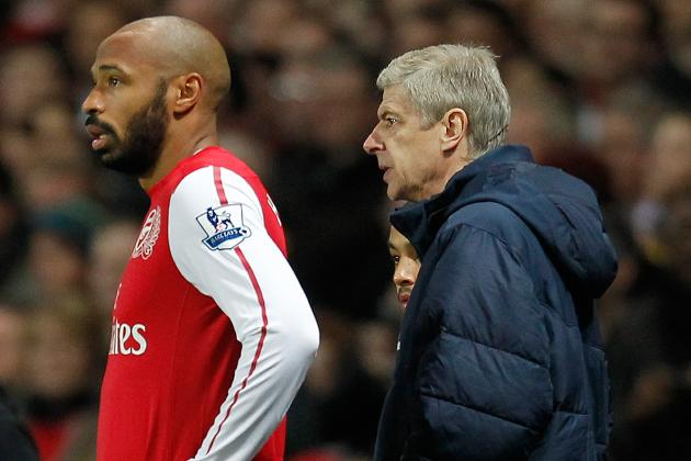 Thierry Henry Tipped to Replace Arsene Wenger as Arsenal Manager