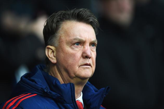 Louis van Gaal's Key Errors Against West Brom Could Derail Manchester United