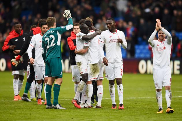 Liverpool Continue to Show Ruthless Mentality in Win at Crystal Palace