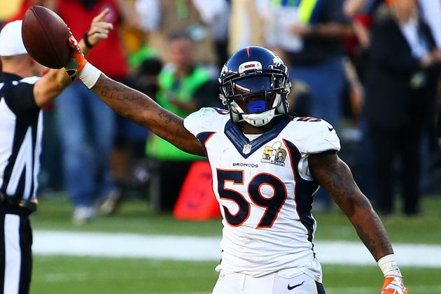 Danny Trevathan Reportedly Will Sign with Bears