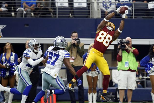 Pierre Garcon Contract: Latest News, Speculation on Negotiations with Redskins