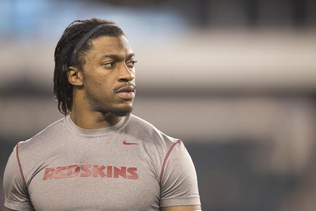 Robert Griffin III Released by Redskins: Twitter Reacts to Latest Report