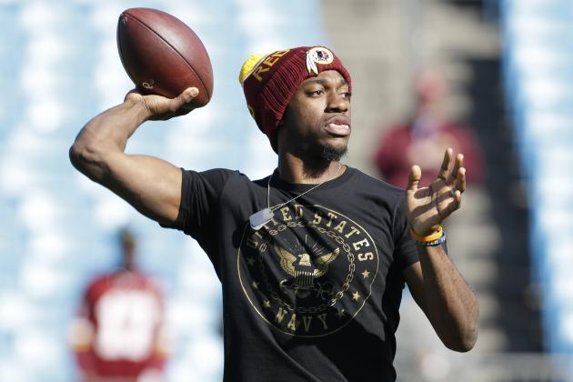 Robert Griffin III Reportedly Will Sign with Cleveland Browns