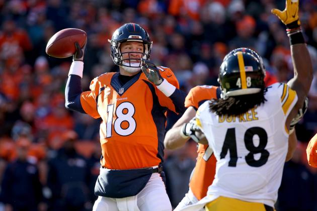 Steelers' DeAngelo Williams Calls Out Peyton Manning Ahead of QB's Retirement