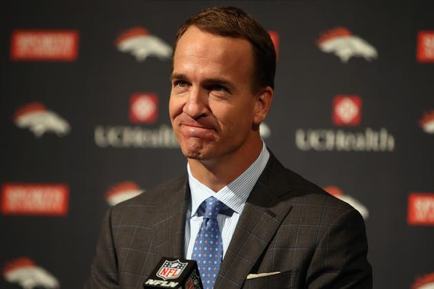 Peyton Manning Retires: Top Comments and Reaction from QB's Press Conference