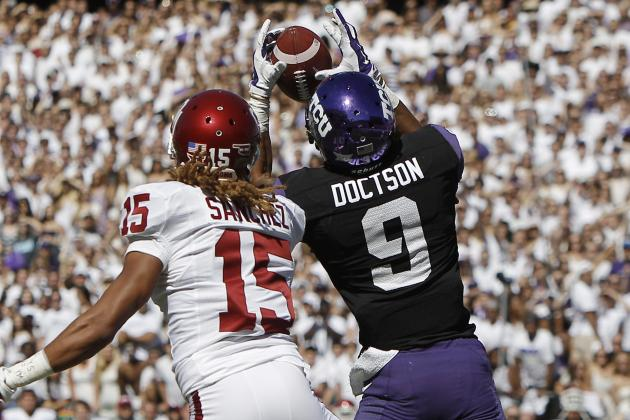 Why Josh Doctson is Safest Wide Receiver in 2016 NFL Draft