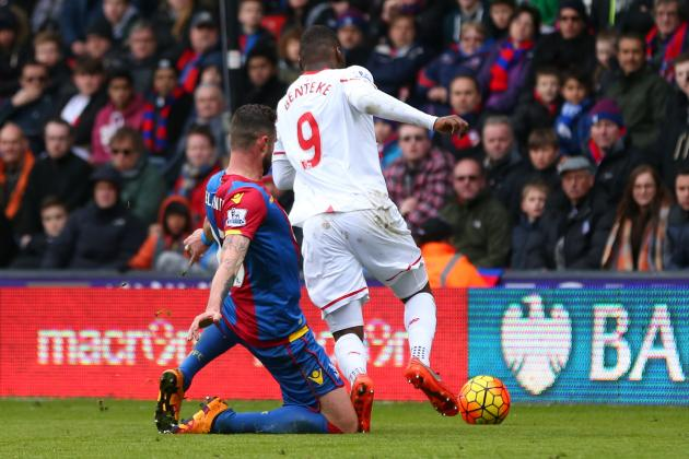 Crystal Palace Fan Starts Petition to Ban Benteke After Controversial Penalty